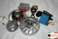 AF Ducati Light flywheel electronic kit