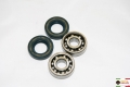 Kit bearing for front wheel