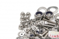 "Screw and bolt set ""stainless steel"" Serie 1-3/DL/GP"