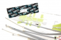 Cable set -BGM PRO- Lambretta LI, LIS, SX, TV (series 2-3),